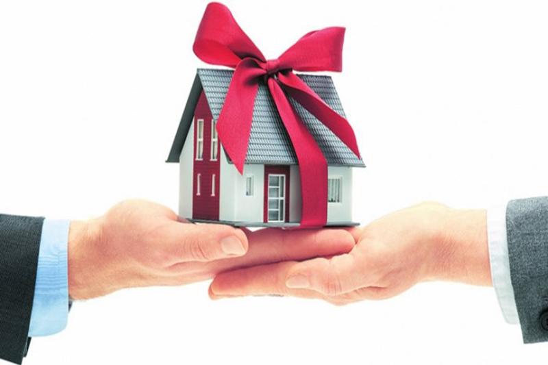Сделки с недвижимостью после дарения